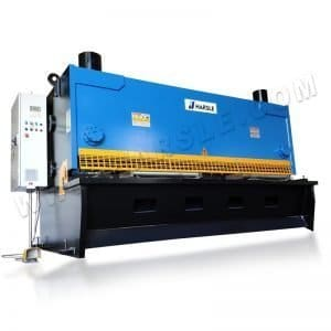 CNC shearing machine price